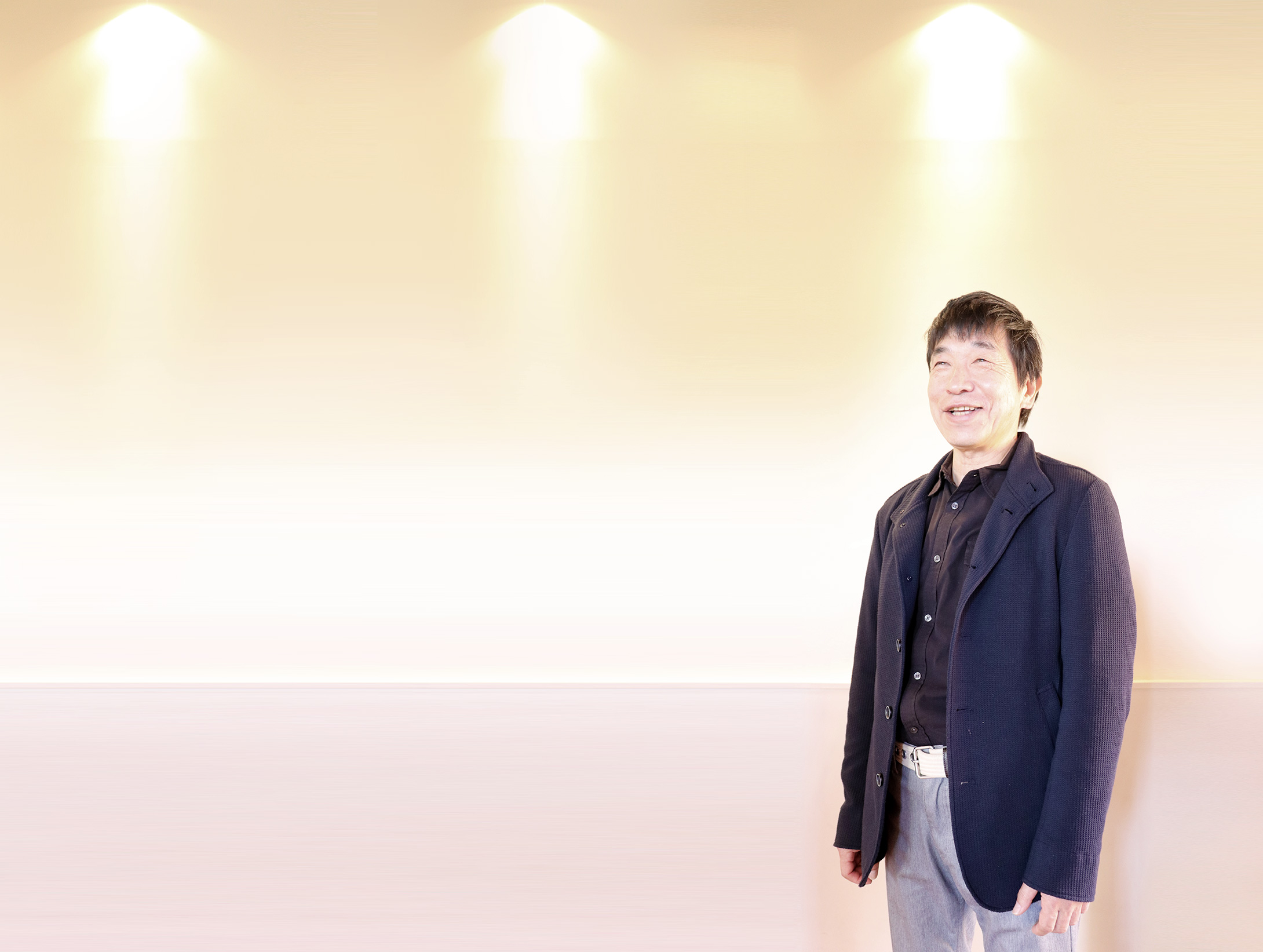 代表取締役社長 佐野間 芳樹