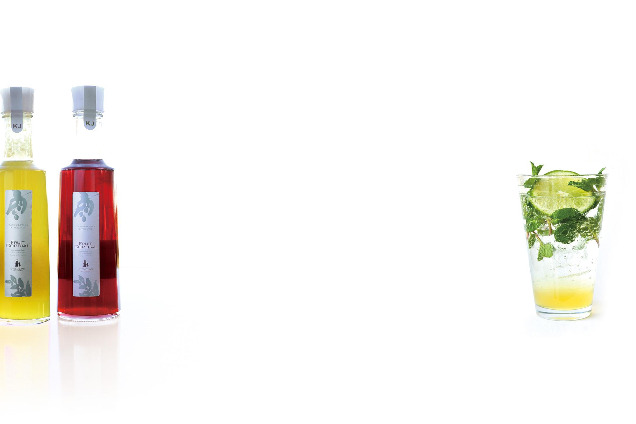 清里ジャム:フルーツコーディアル