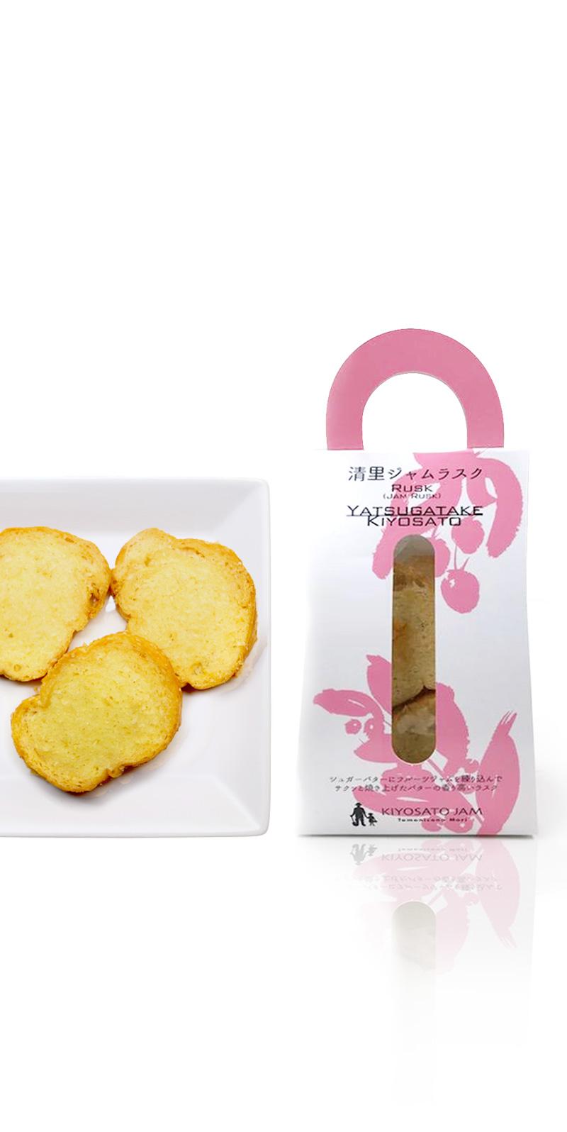 焼き菓子:ラスク